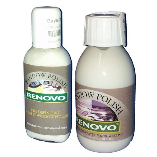 Renovo Definitive Plastic Window Polish